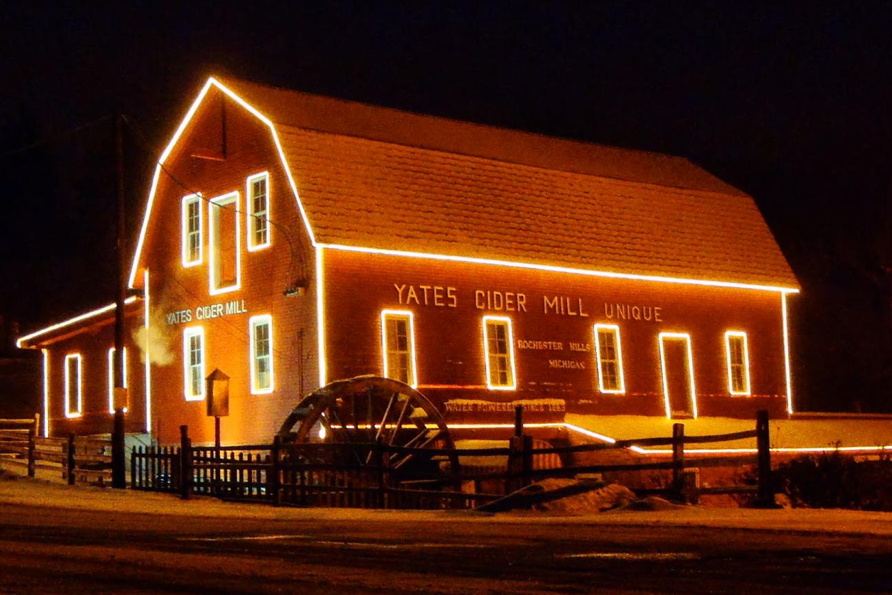 Yates Cider Mill image 2