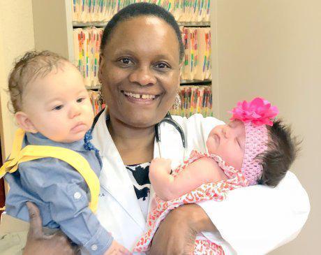 First Pediatric Care Center: Margaret Lubega, MD image 1