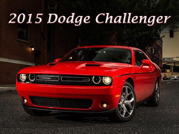 2015 Dodge Challenger For Sale Appleton, WI