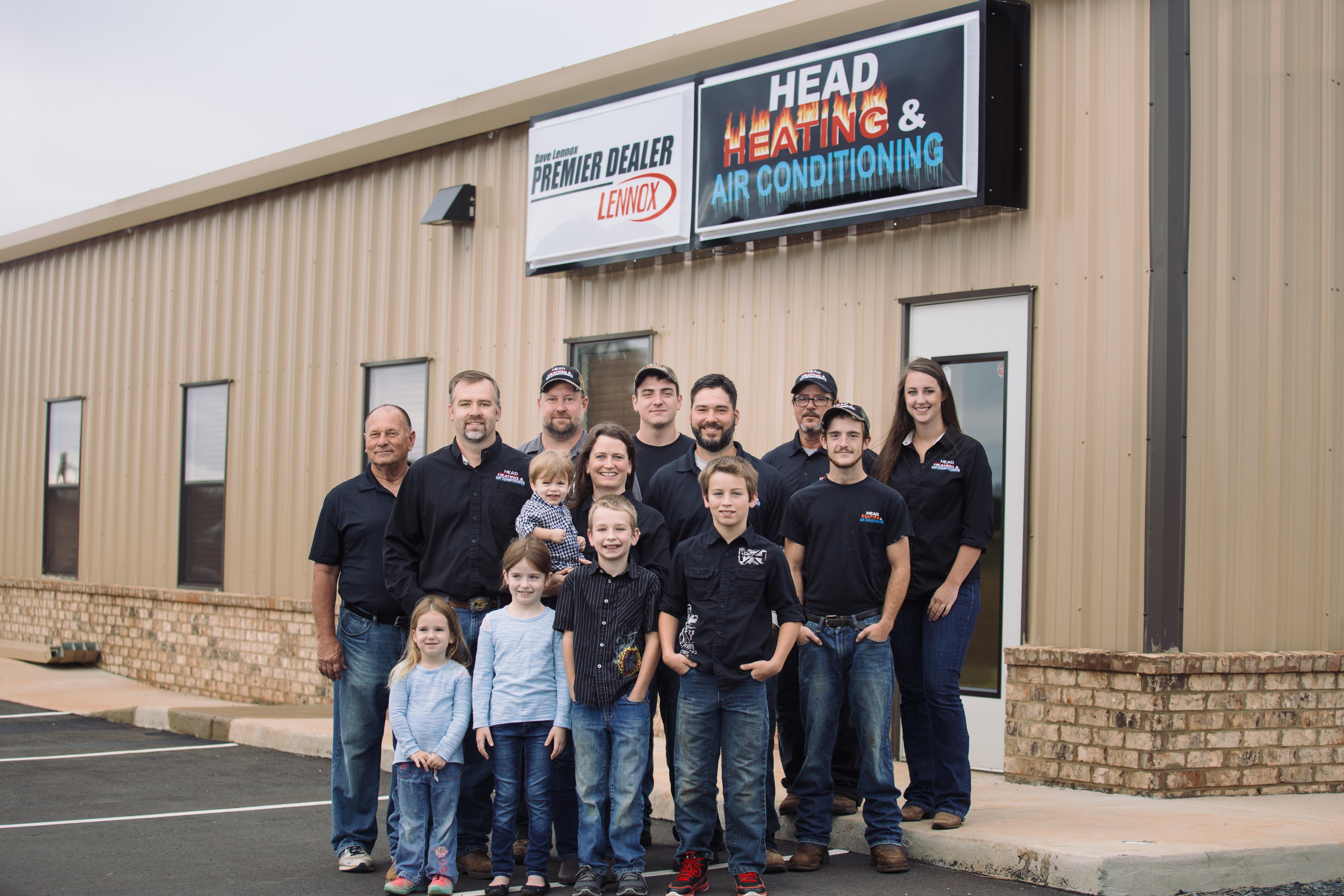 Head Heating & Air Conditioning image 0