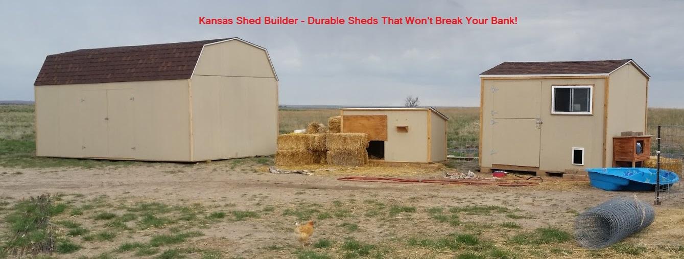 Kansas Shed Builder image 0