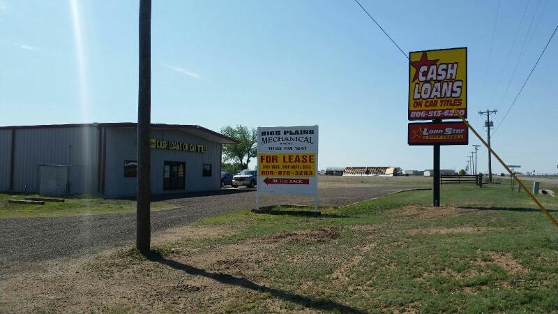 Amarillo personal loans