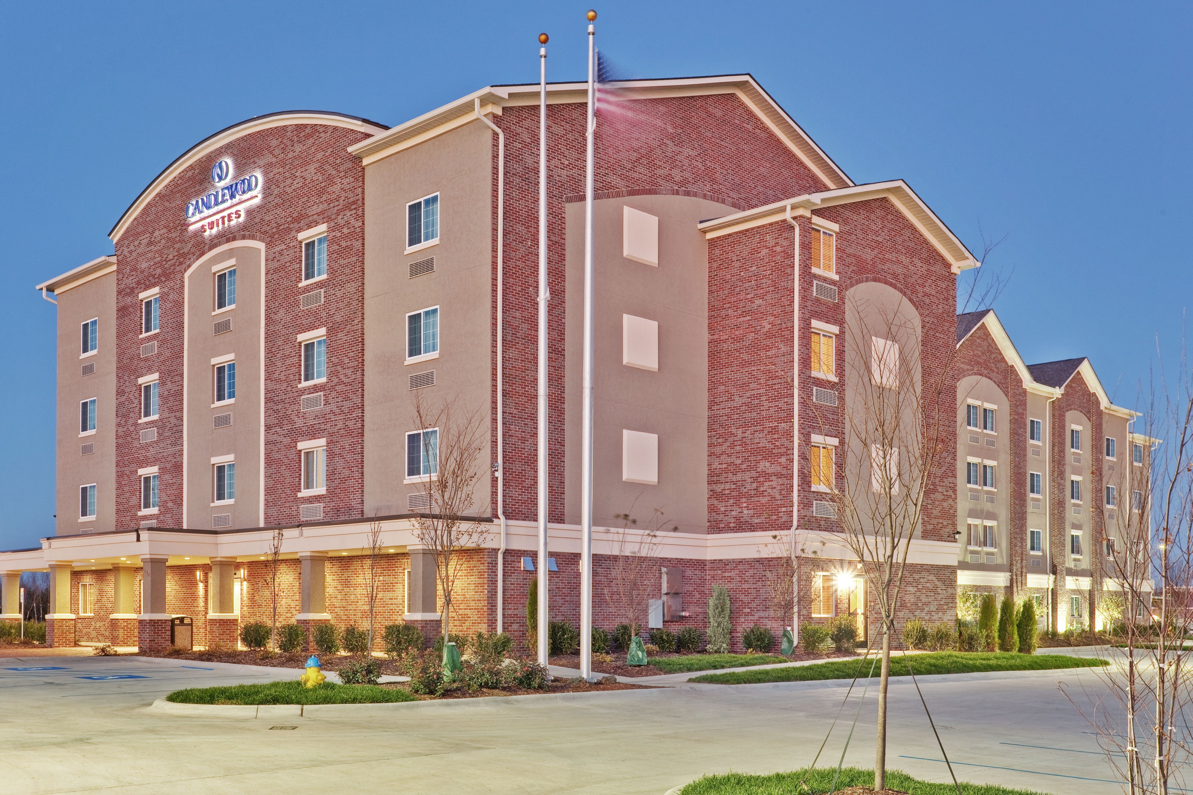 Candlewood Suites Monahans image 3