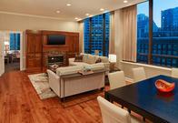 Chestnut Penthouse Suite Living Room