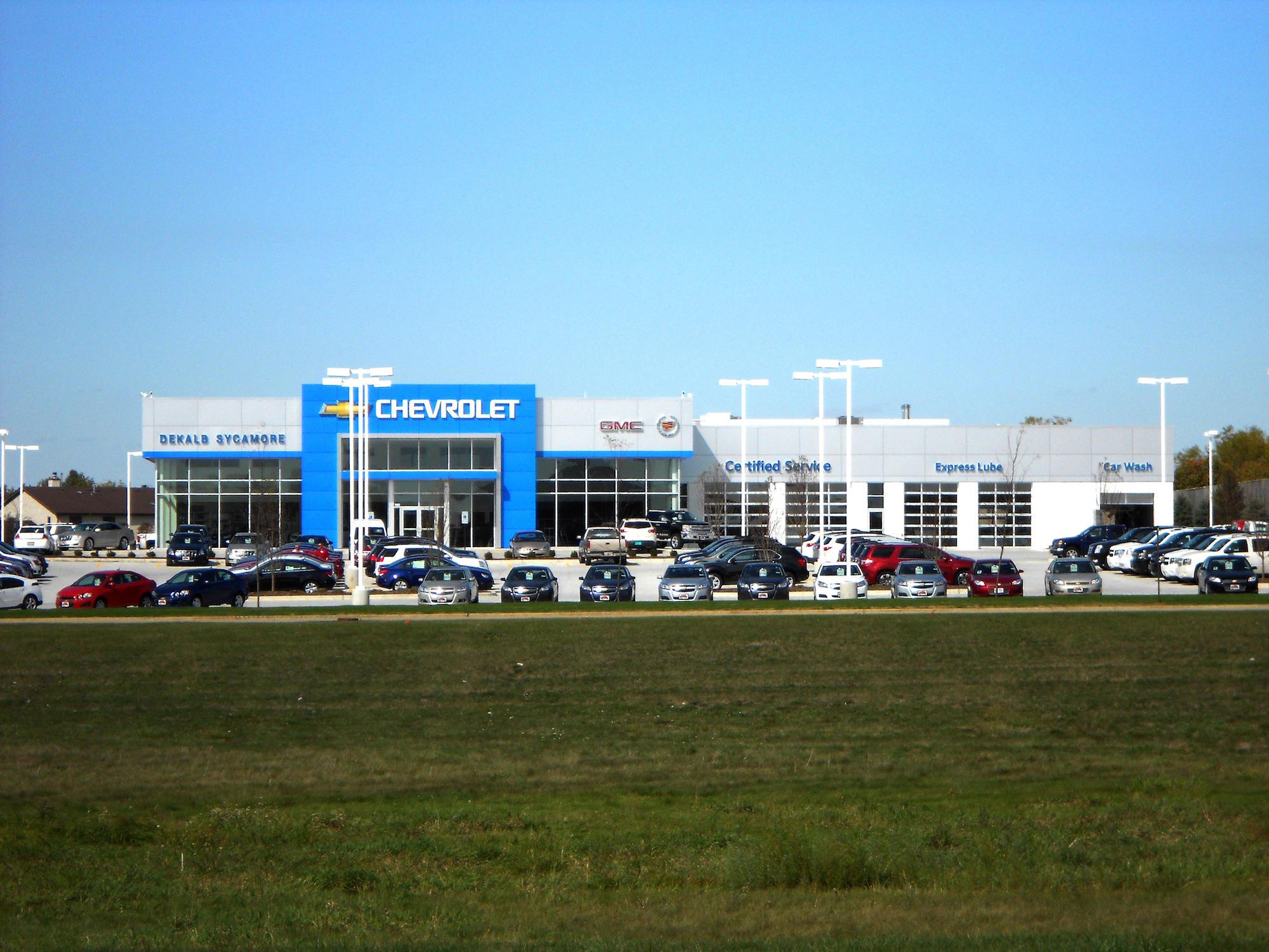 DeKalb Sycamore Chevrolet GMC image 0