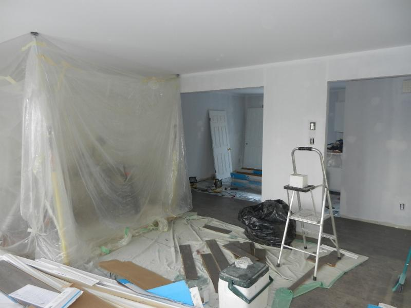 Peinture et Rénovations RL à Val-des-Monts