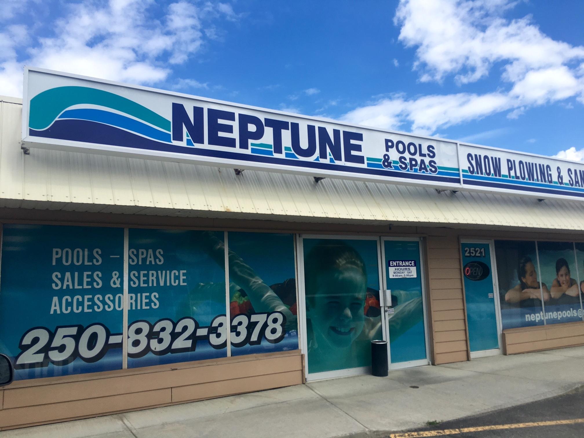 Neptune Pools & Spas