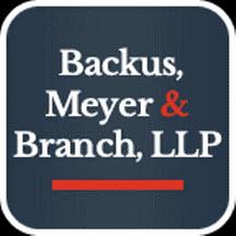 Backus, Meyer & Branch, LLP