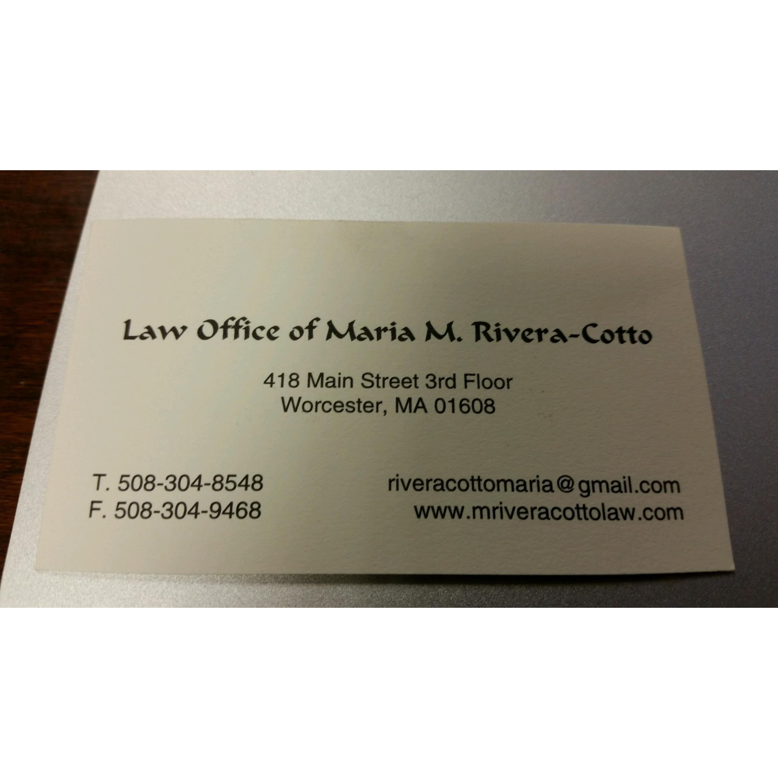 Law Office of Maria M Rivera-Cotto image 0