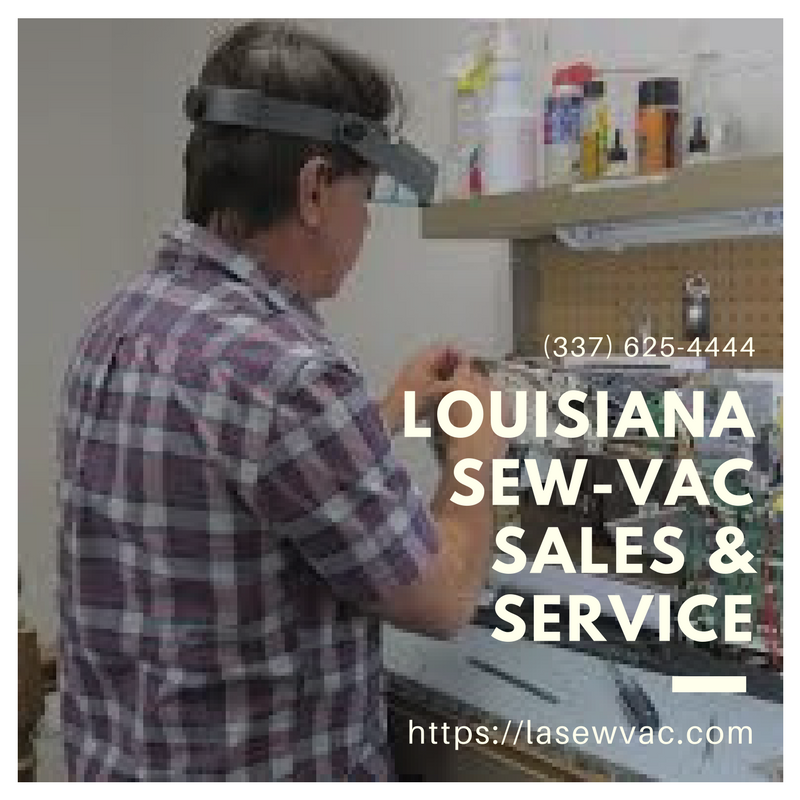 Louisiana Sew-Vac Sales & Service image 0