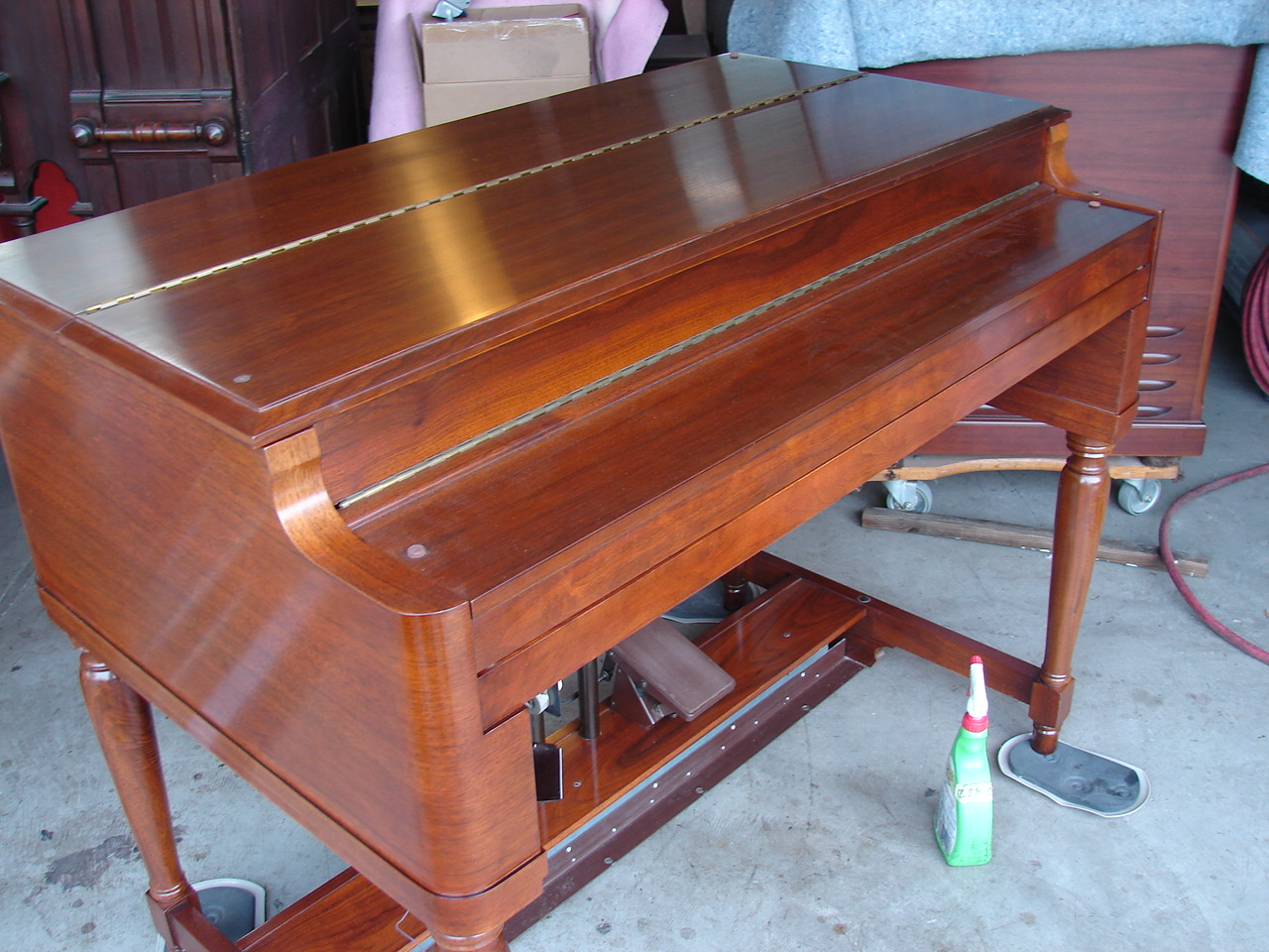 Hammond Organ & Keyboard Service image 4