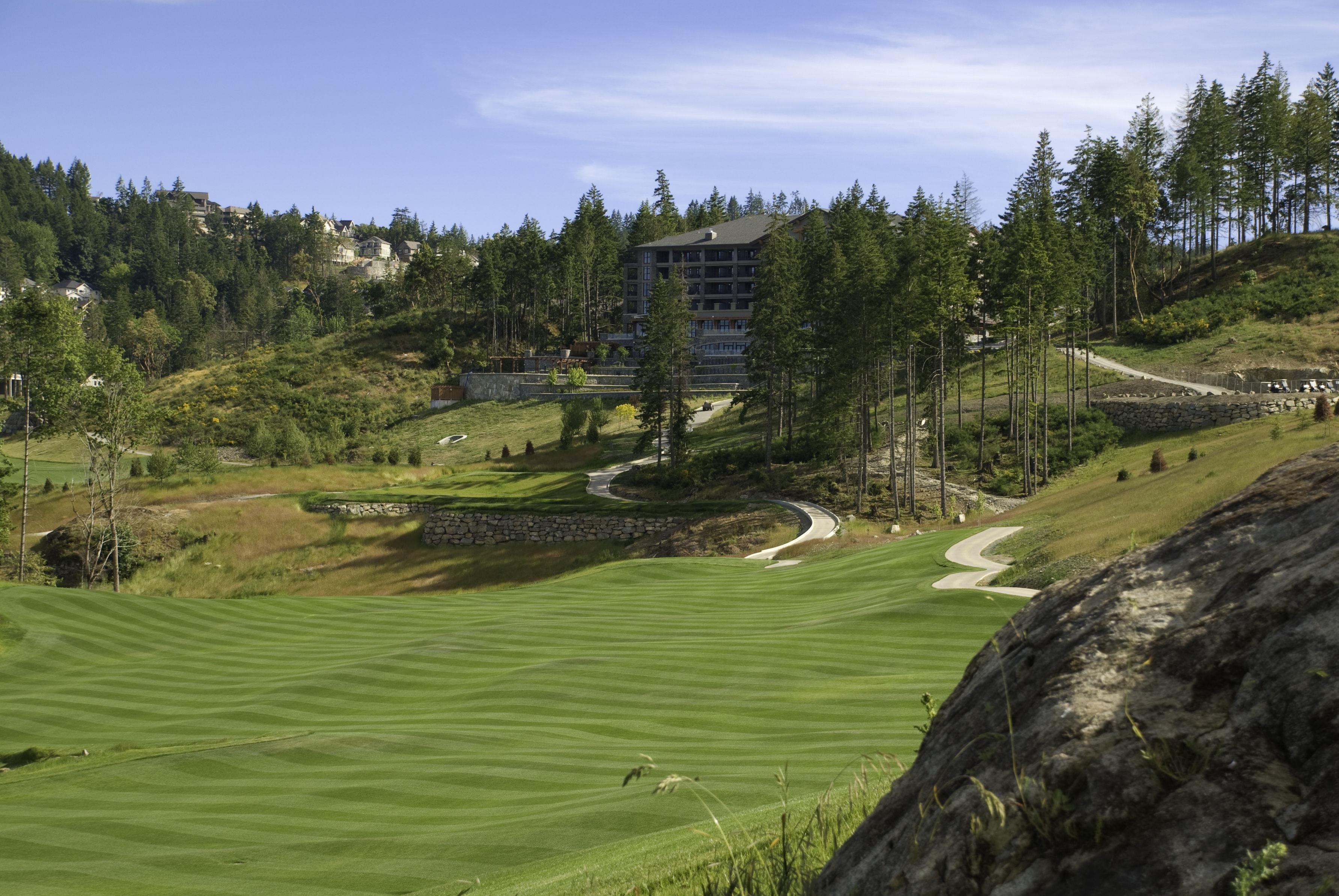 The Westin Bear Mountain Golf Resort & Spa, Victoria in Victoria: Valley Hole #18 Fairway