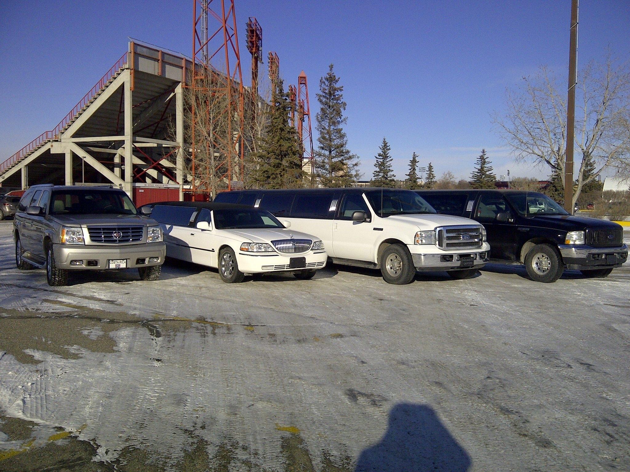 Paramount Limousine Services Ltd