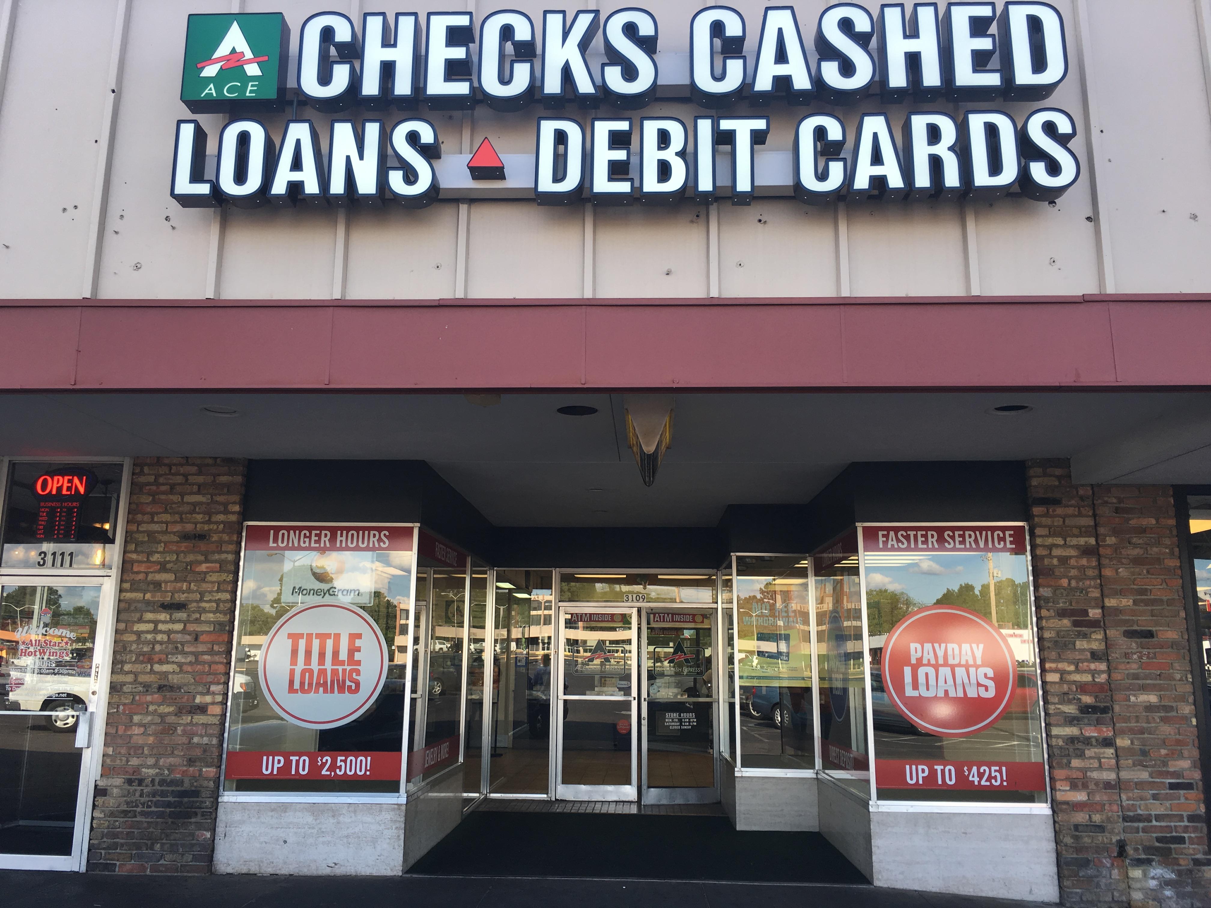 Advance america payday loans photo 9