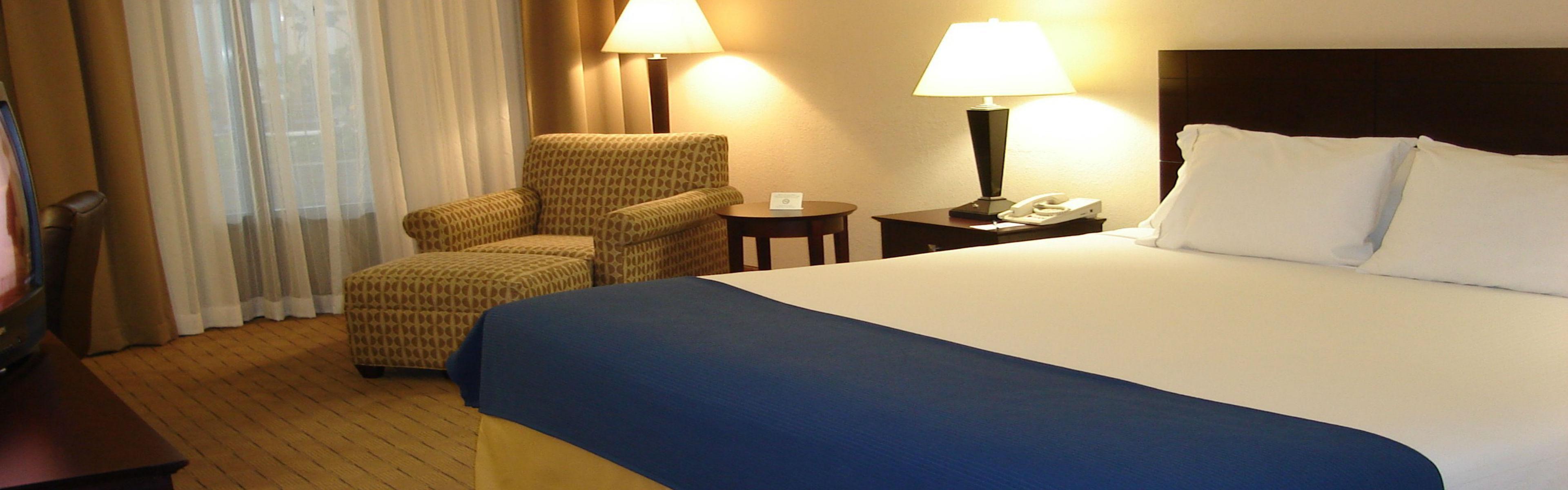 Holiday Inn Express Little Rock-Airport image 1
