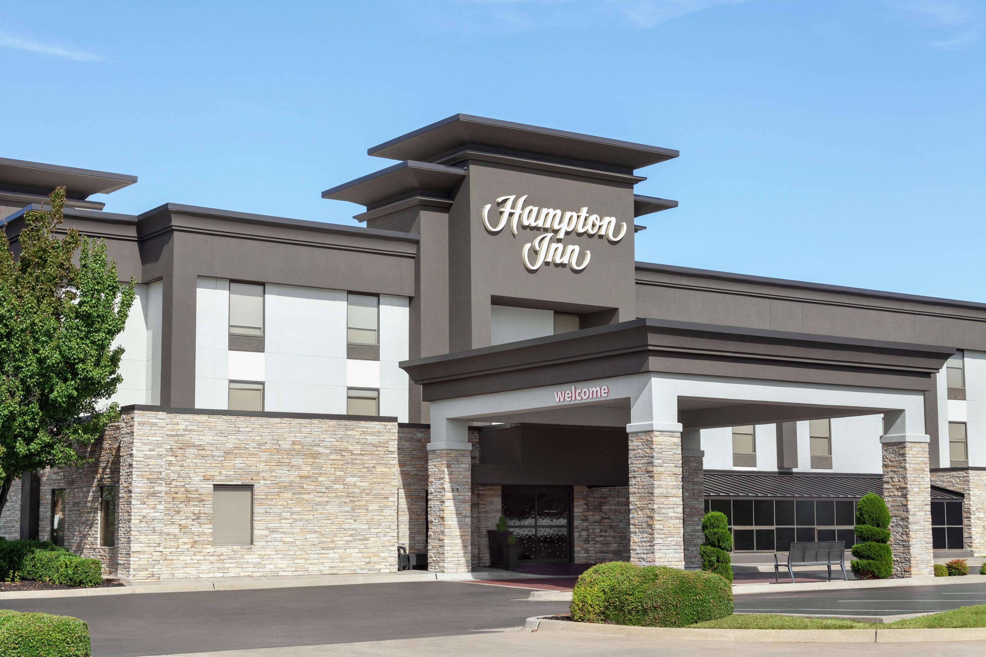 Hampton Inn Oklahoma City-I-40 E. (Tinker Air Force Base)
