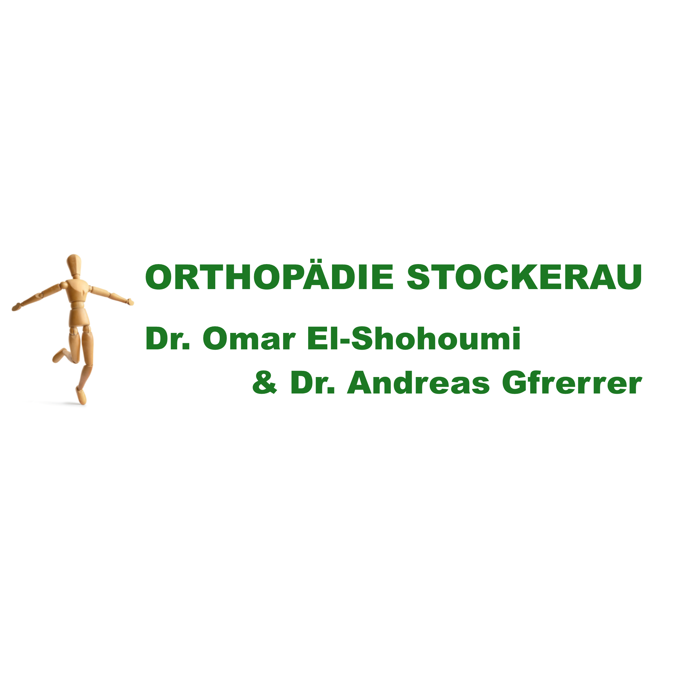 Logo von Orthopädie Stockerau - Dr. Omar El-Shohoumi & Dr. Andreas Gfrerrer