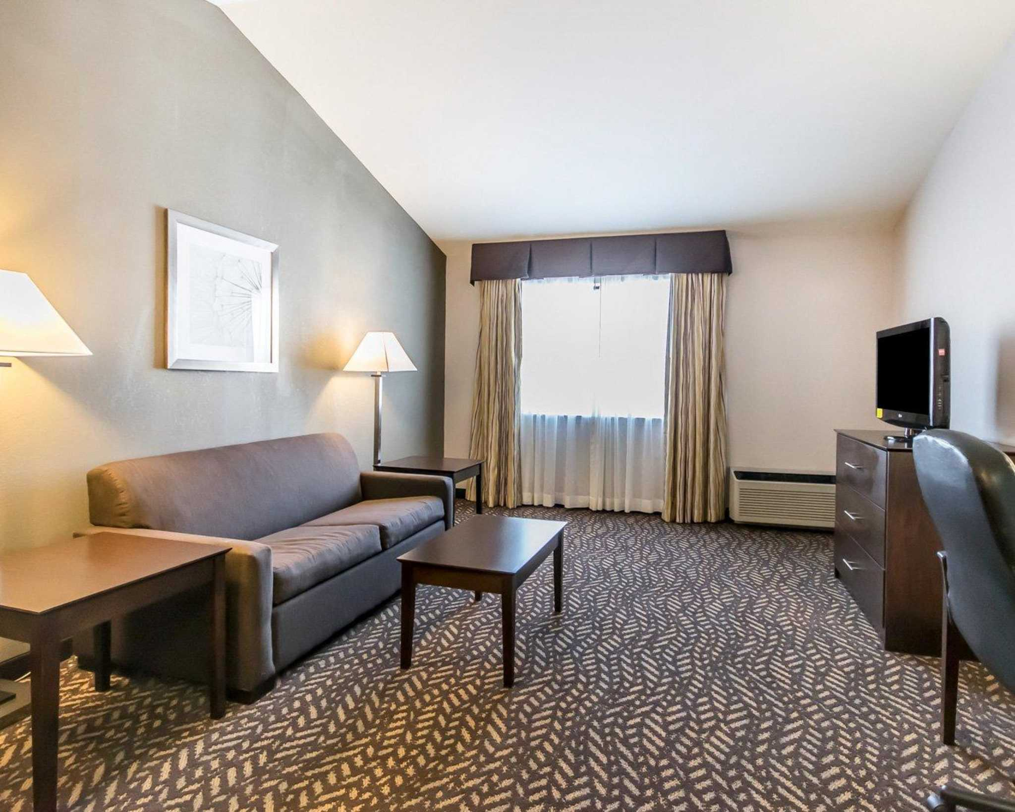 Quality Inn & Suites University/Airport image 28