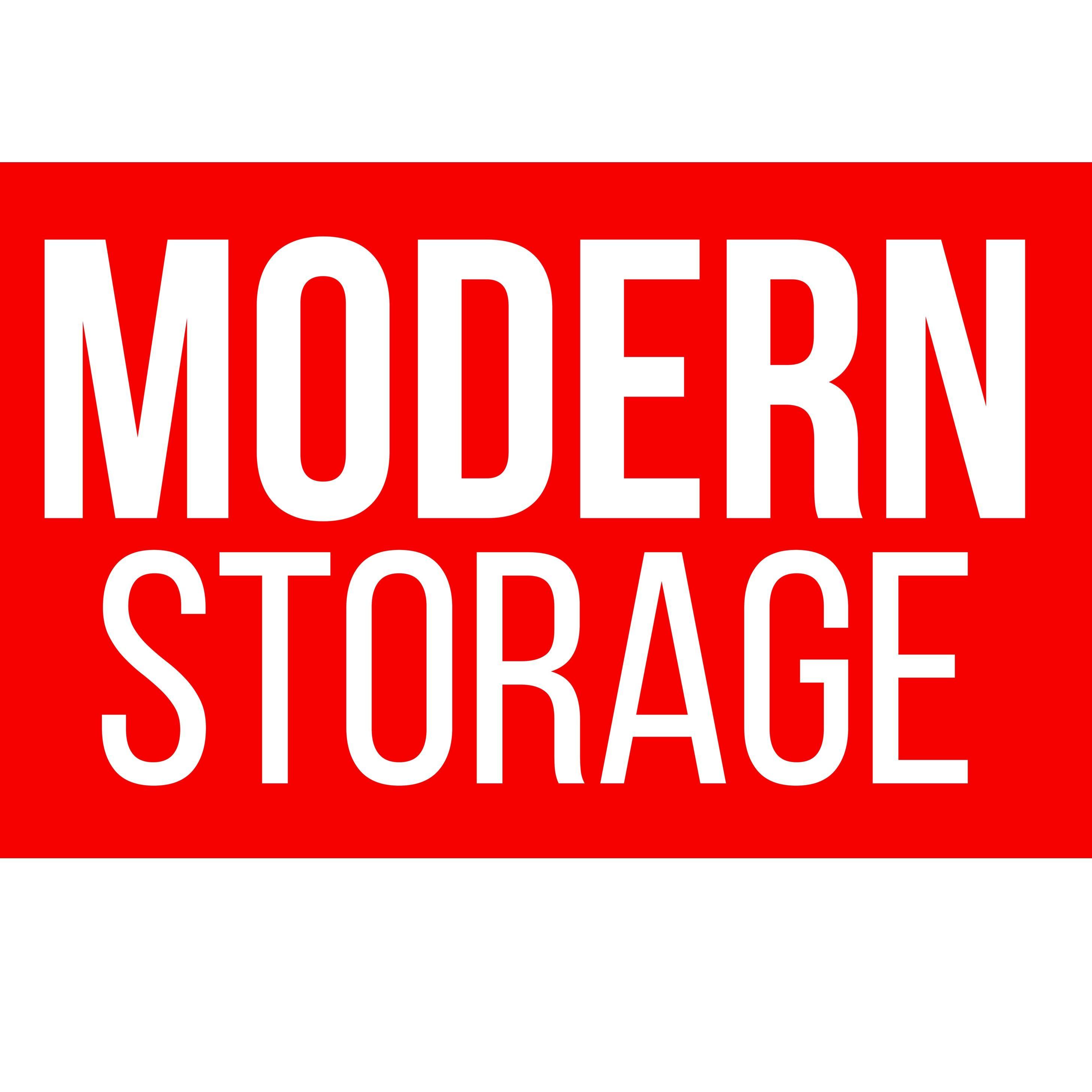 Modern Storage West Little Rock