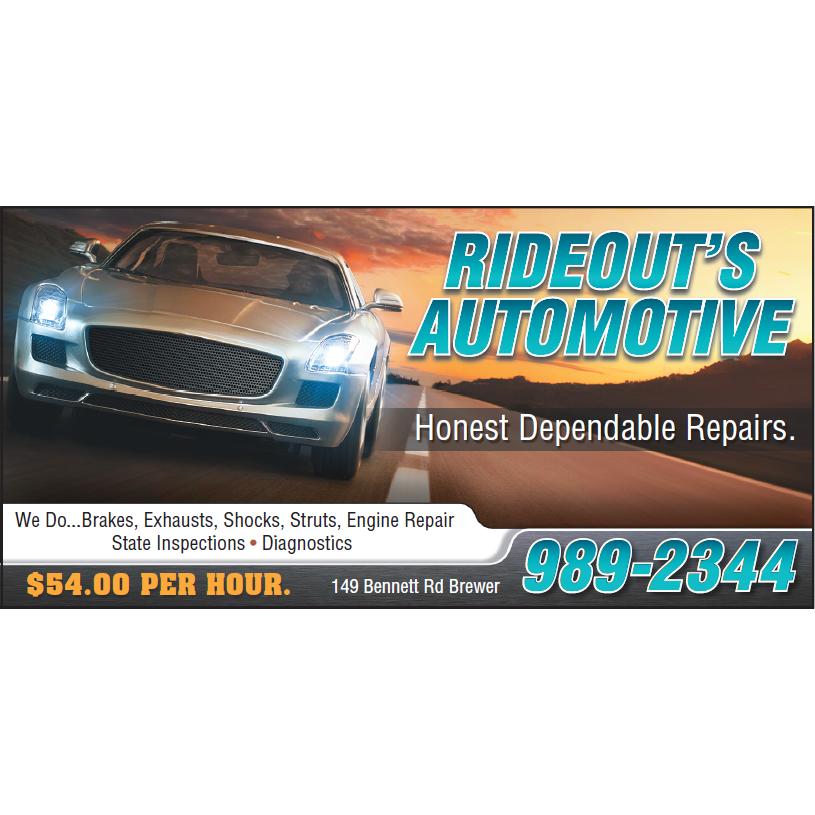 Rideout's Automotive