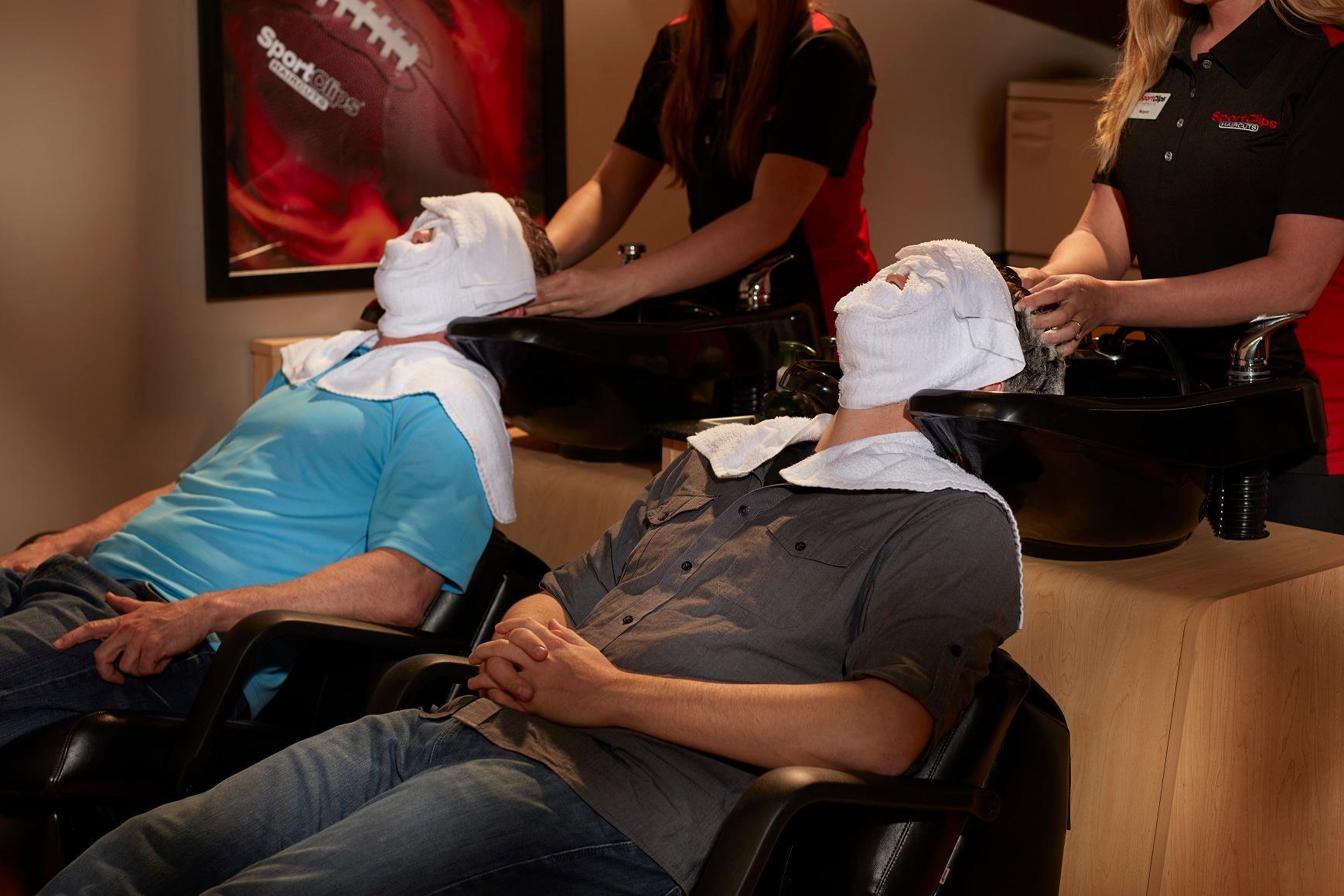 Sport Clips Haircuts of Carlsbad image 1