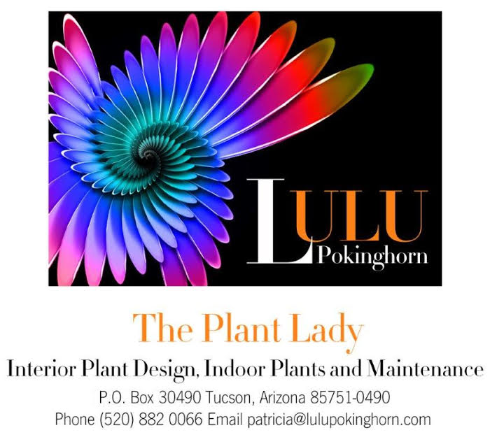 Lulu Pokinghorn - The Plant Lady