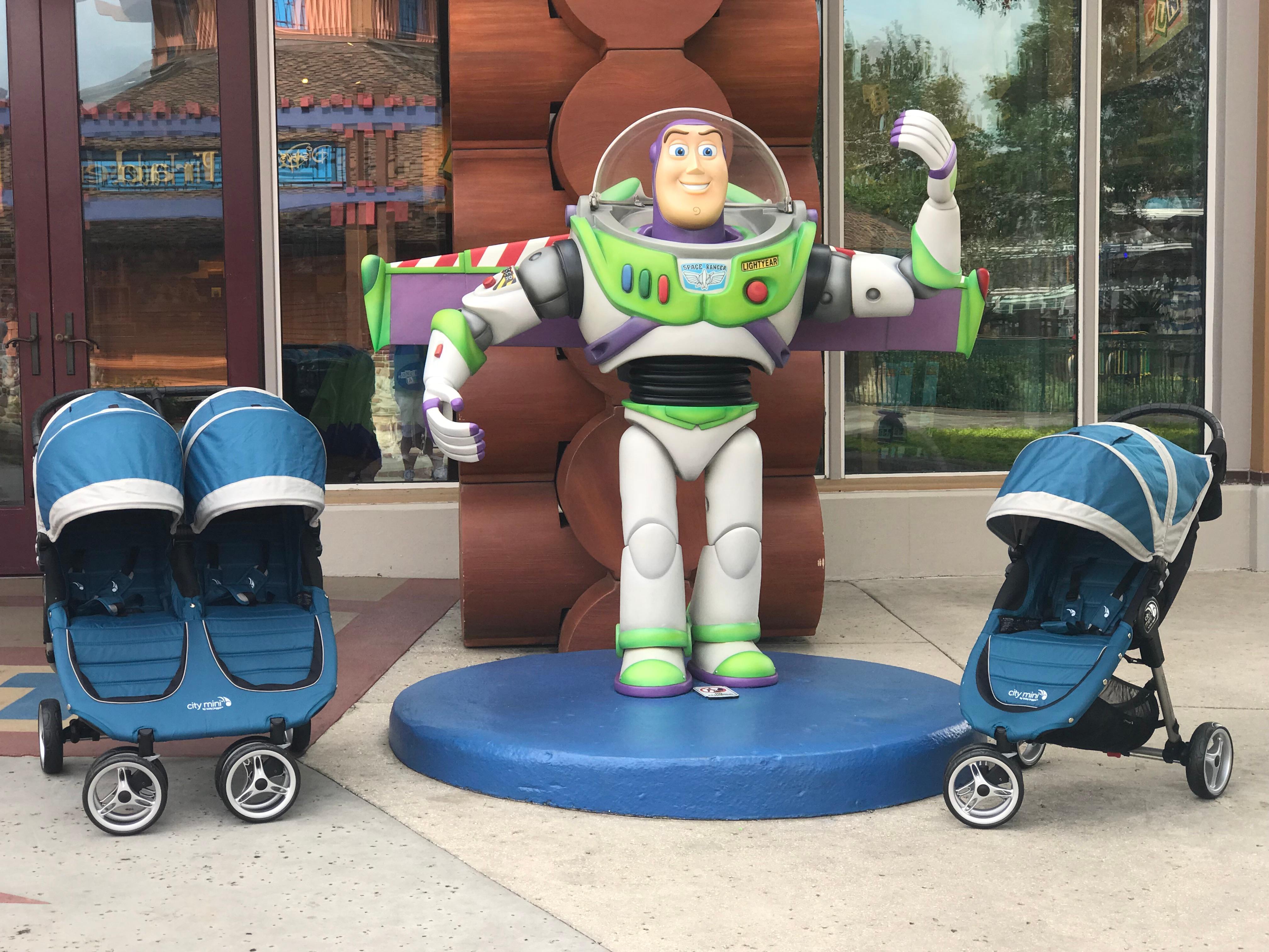 Stroller Rentals Disney image 67