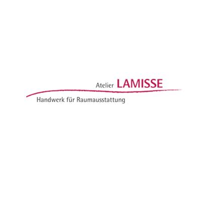 Logo von Atelier Lamisse Handwerk für Raumausstattung GmbH
