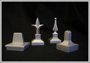 Fence Caps - C. Palmer Die Casting offers fence die casting.