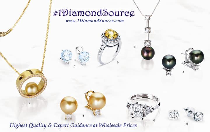 Wholesale Diamonds & Custom Jewelry