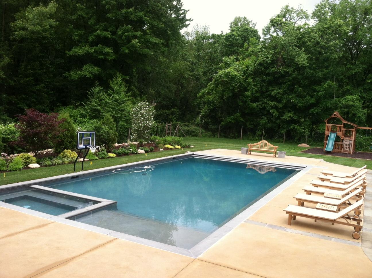 Lang pools in norwalk ct 203 846 3 for Pool garden leipzig