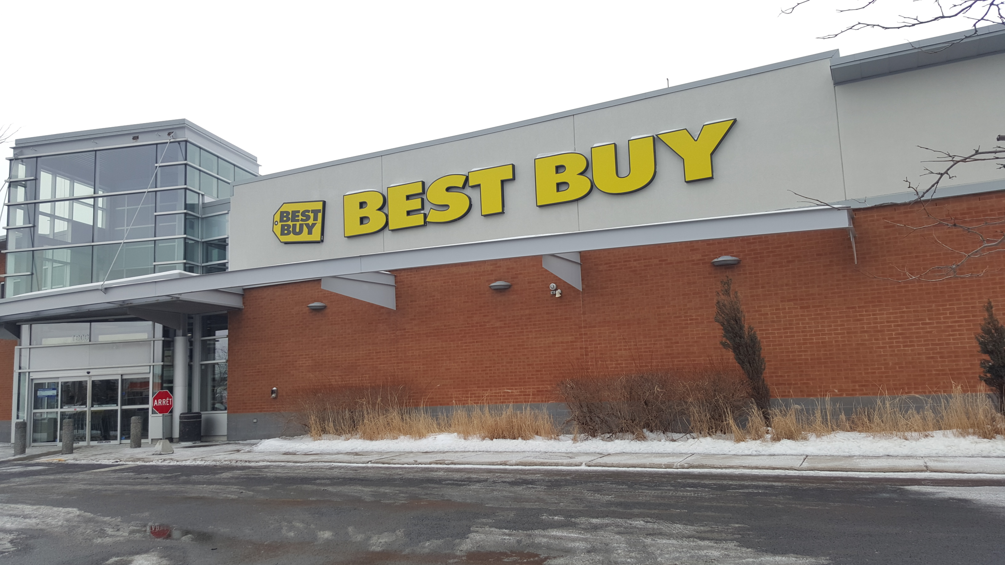 Best Buy à Longueuil: Best Buy in Taschereau, Greenfield Park, Quebec