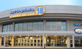 Springdale 18 Cinema de Lux image 0