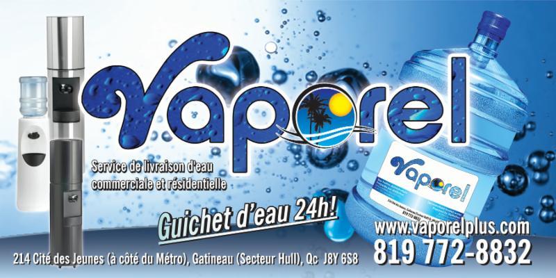 Vaporel à Gatineau