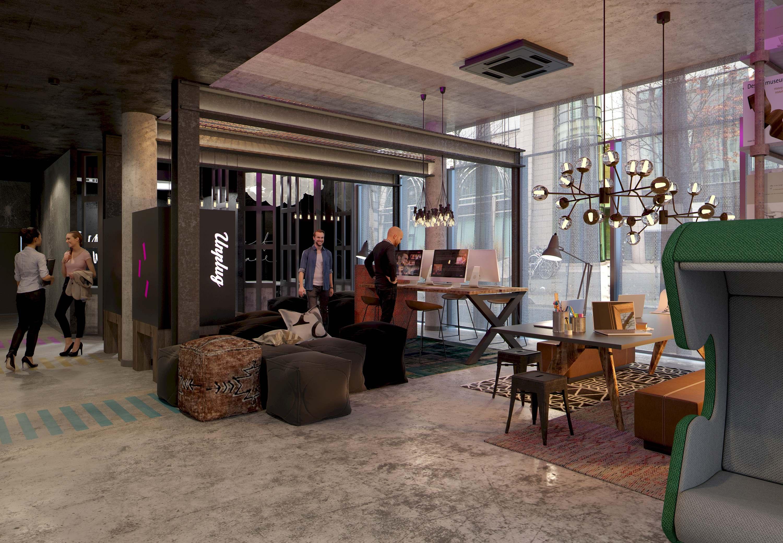 moxy frankfurt east. Black Bedroom Furniture Sets. Home Design Ideas