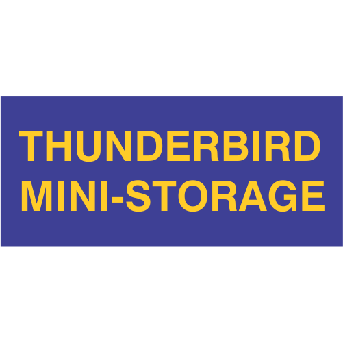 Thunderbird Mini Storage