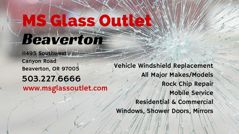 MS Glass Outlet image 0