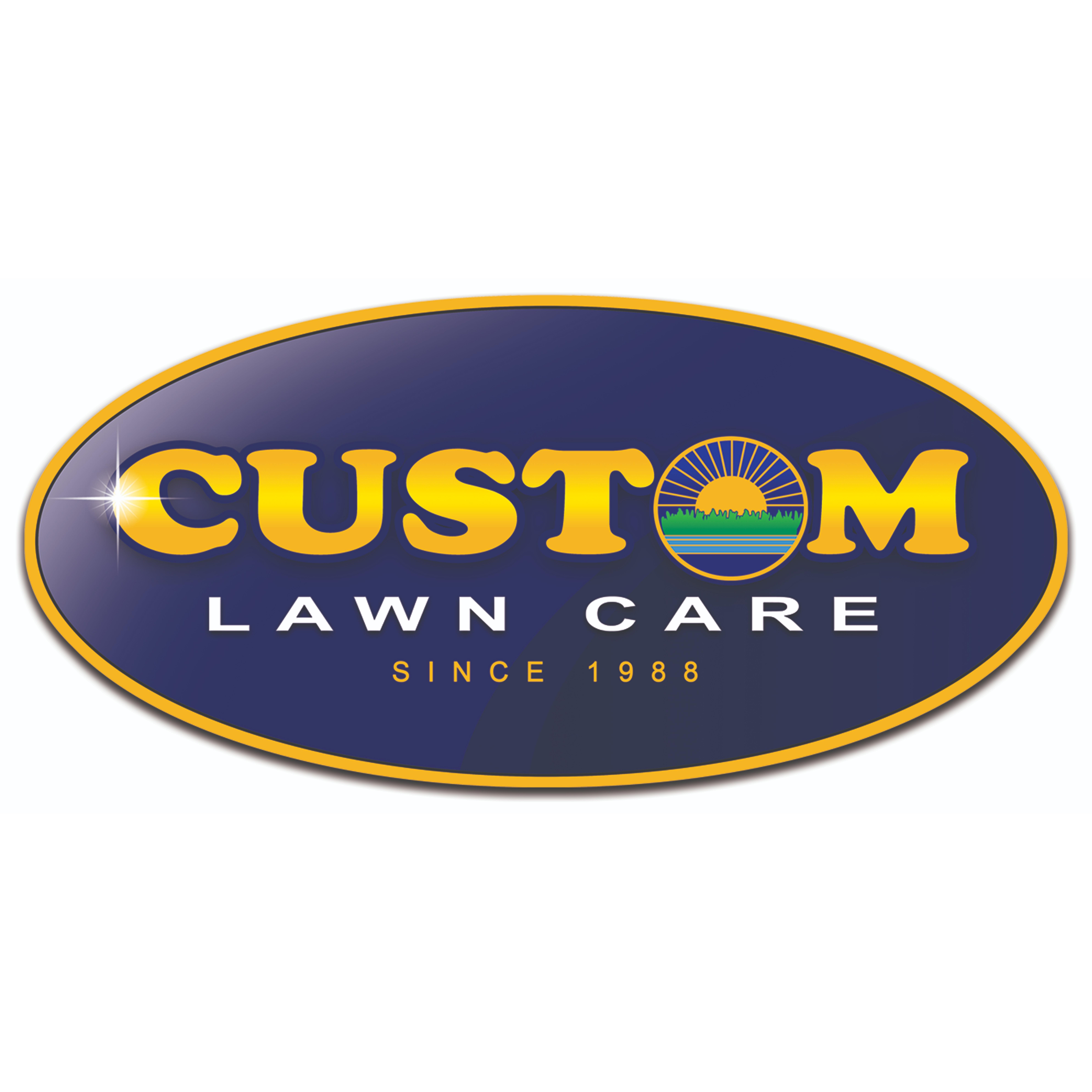 Custom Personalized Lawn