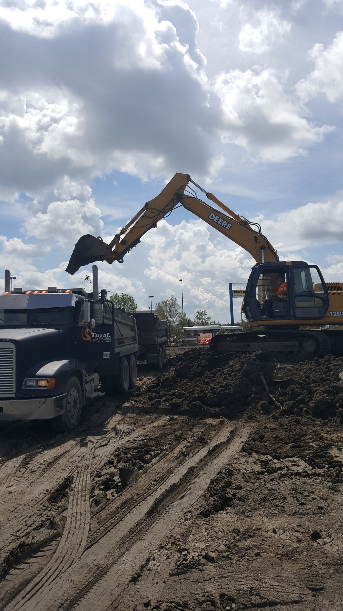 Total Excavation Limited
