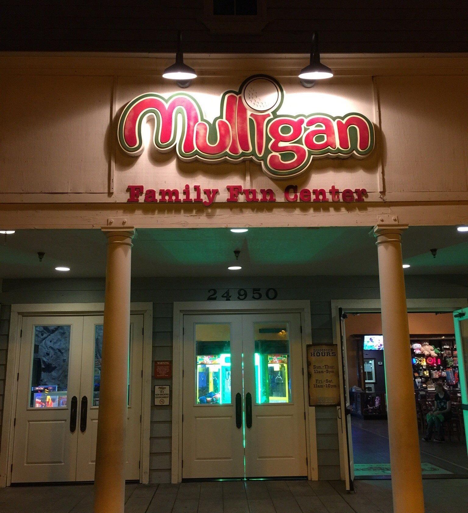 Mulligan Family Fun Center- Murrieta image 0