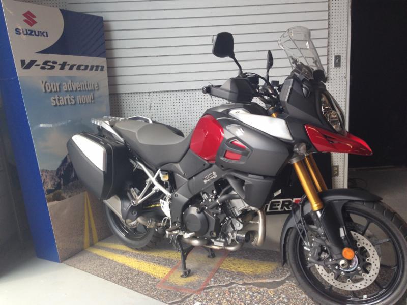 Rivercity Cycle Ltd in Kamloops: Suzuki V-Storm