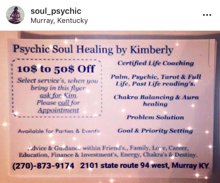 Soul Healer Kim - Psychic Life Coach - Energy Healing image 1