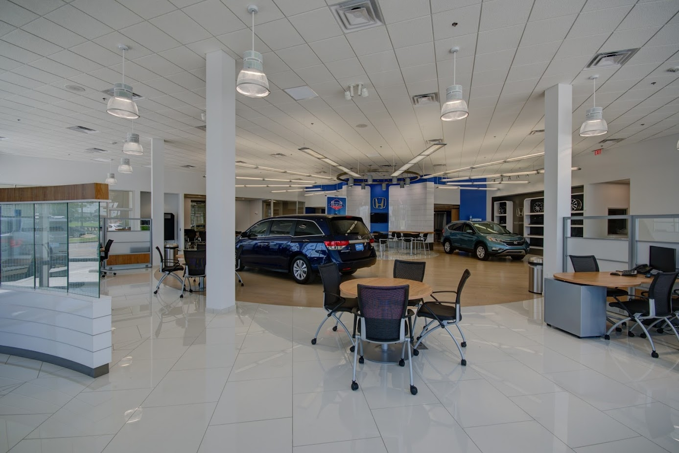 South Pointe Honda image 1