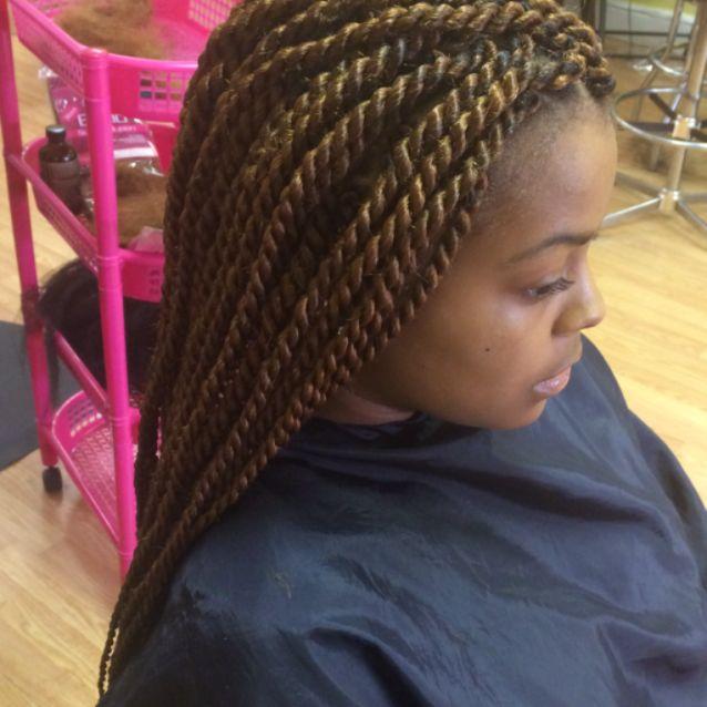 Aisha Hair Braiding image 79