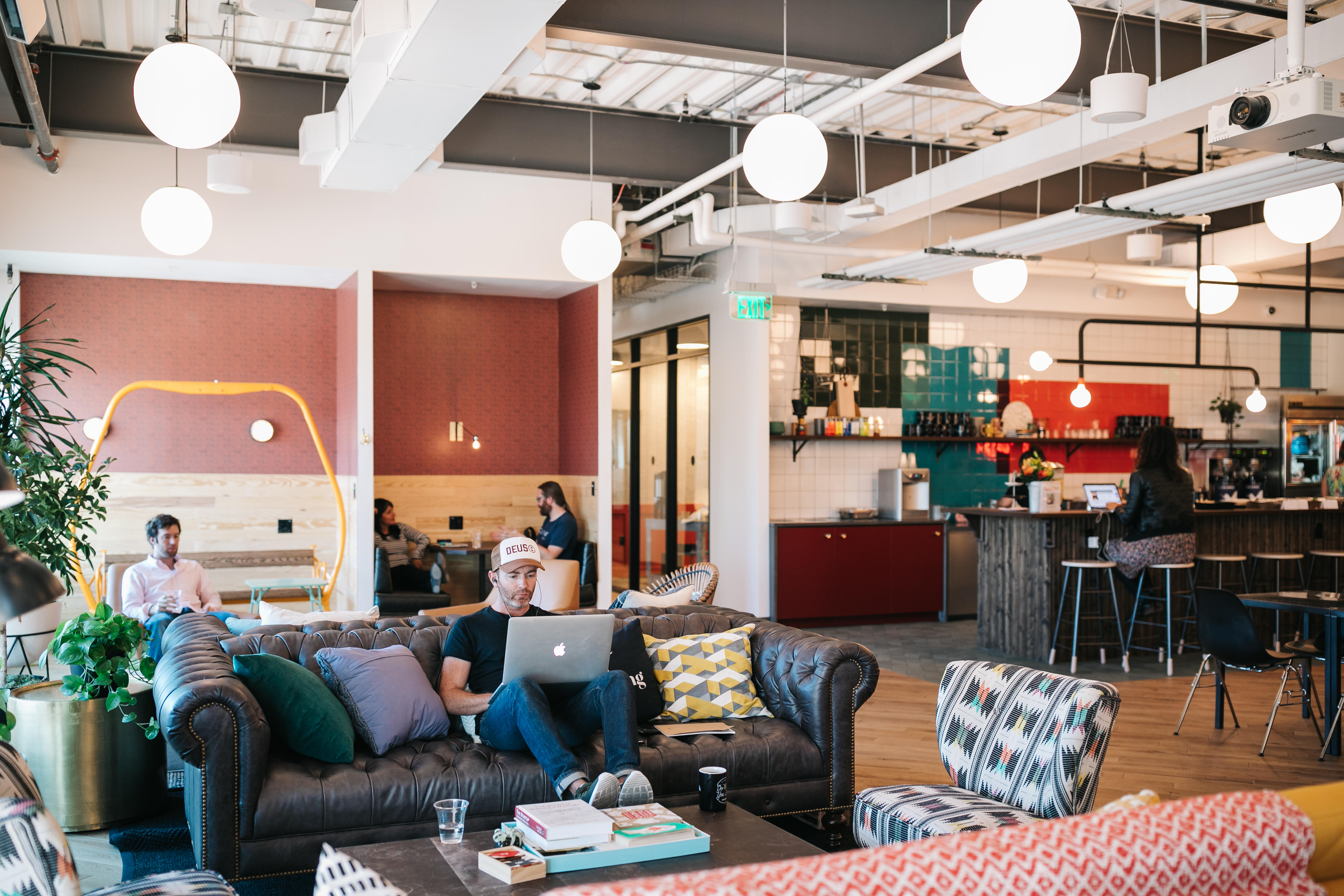 WeWork The Lab image 0