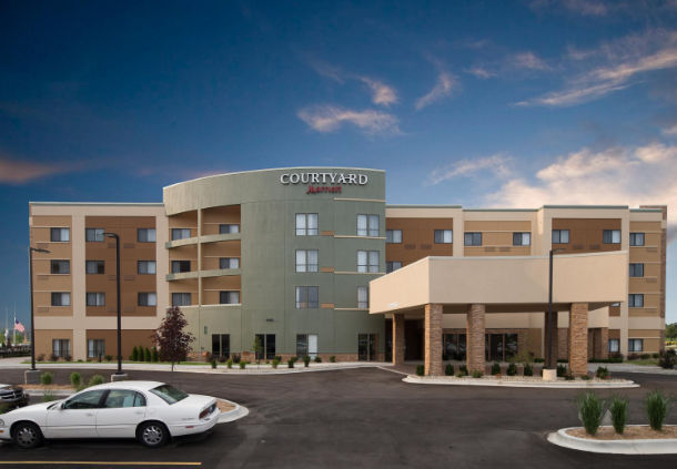Courtyard by Marriott Bay City