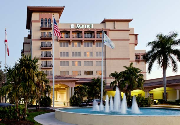 Fort Lauderdale Marriott Coral Springs Hotel, Golf Club & Convention Center image 6