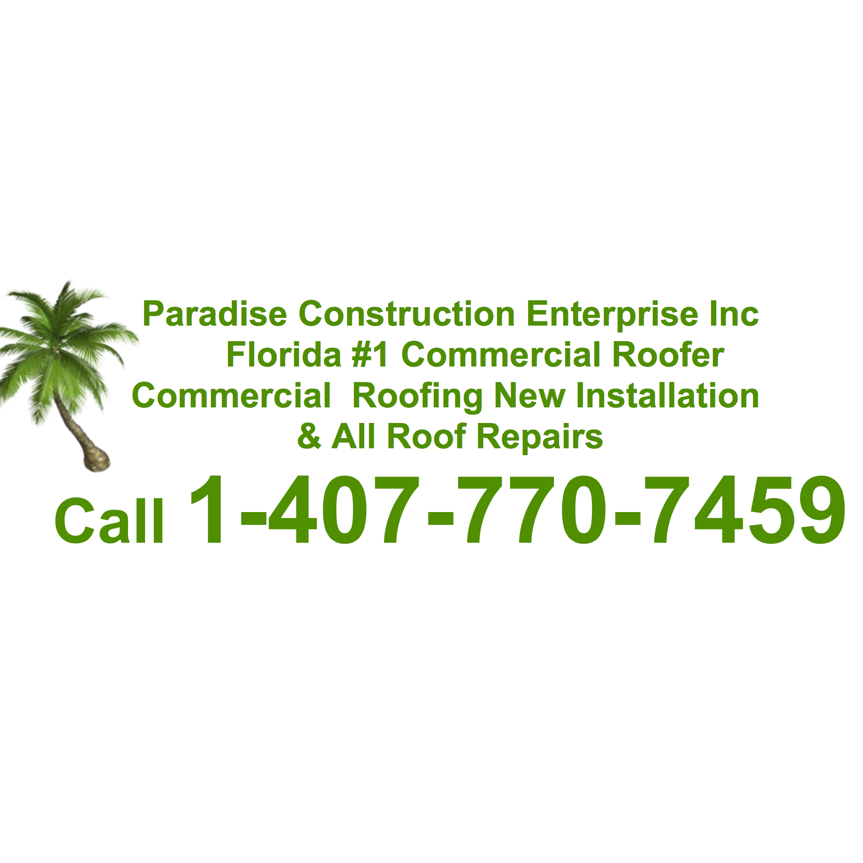 Paradise Construction Roofing image 3