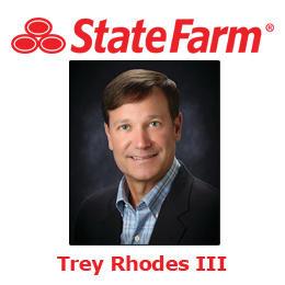 Trey Rhodes III - State Farm Insurance Agent