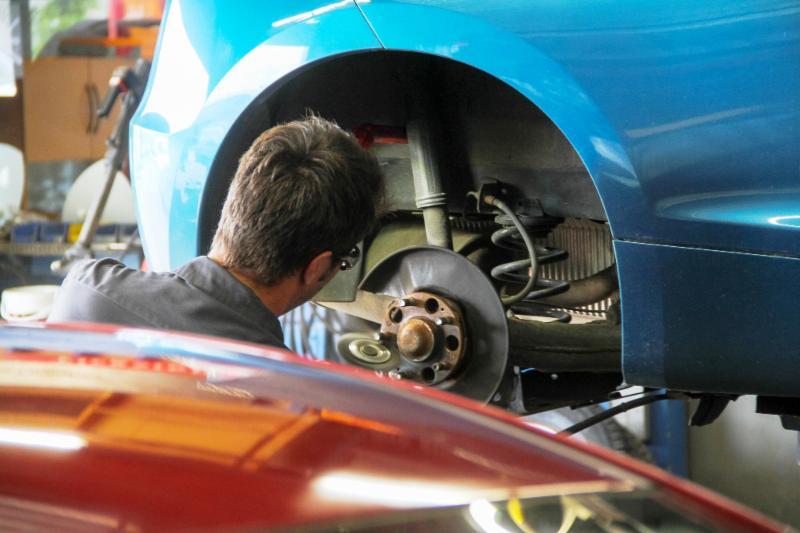 Garage suspension quebec